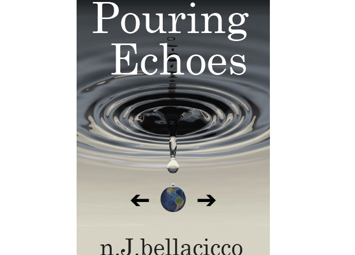 """My first book """"Pouring Echoes"""" RELEASEDNOW"""