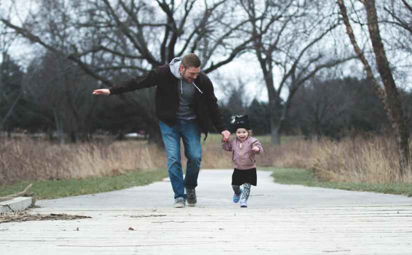 Run with myFather