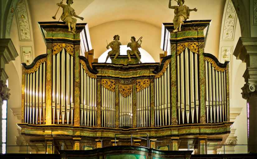 The Organist with OneArm